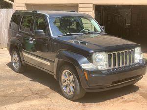 2010 Jeep Liberty limited for Sale in Marietta, GA