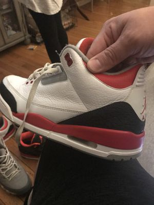 2 pairs of jordan 3s for Sale in Boston, MA