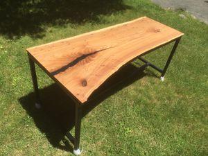 Live-edge Table for Sale in Burlington, MA