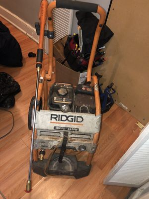 Ridgid for Sale in Philadelphia, PA