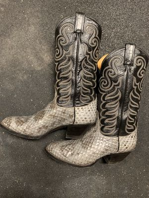 VINTAGE Tony Lama Boots for Sale in Dallas, TX