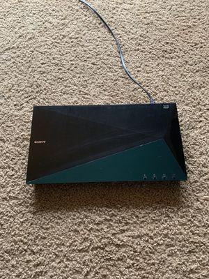 Sony Blu-Ray player w/ WiFi for Sale in Tacoma, WA