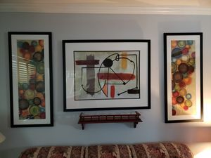 mid century modern artwork for Sale in Virginia Beach, VA