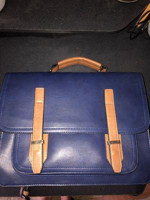 Messenger Bag (Navy) for Sale in Lansdowne, VA