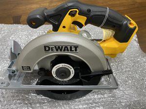 Dewalt skill saw tool only brand new for Sale in Nuevo, CA
