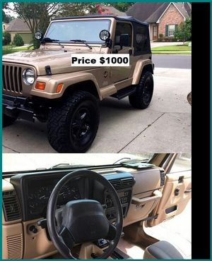 ֆ1OOO Jeep Wrangler for Sale in Oakland, CA