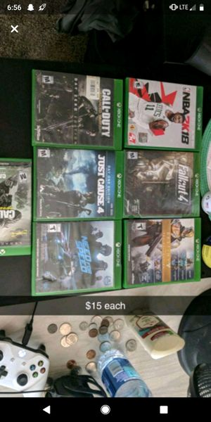 Xbox games for Sale in Geneseo, IL