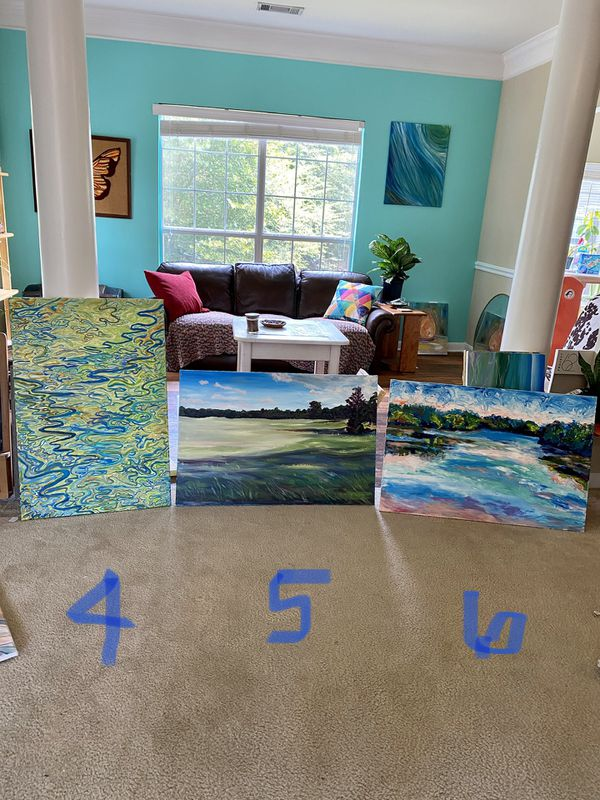 Original Painting Clear out sale.
