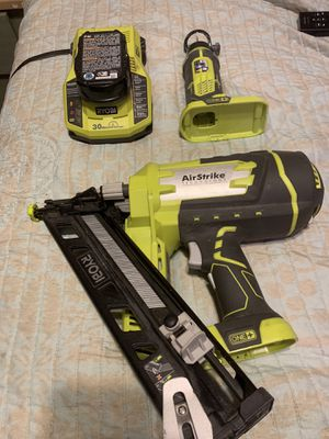 Ryobi Airstrike for Sale in Houston, TX