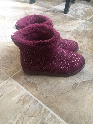 Girl's Boots Size:2 for Sale in Seaside, CA