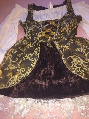 Halloween princess costume for Sale in Falls Church, VA