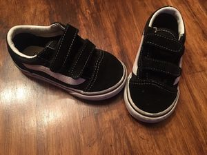 Vans sz 7 for Sale in Lawrence Township, NJ