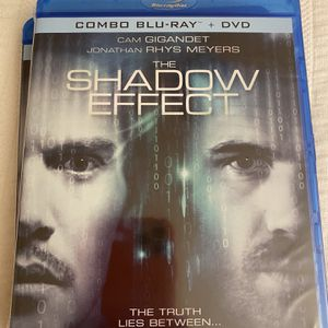 The shadow effect blue ray +dvd NEW for Sale in Tacoma, WA