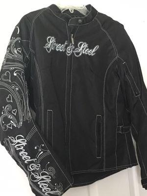 Motorcycle jacket women's for Sale in Brentwood, TN