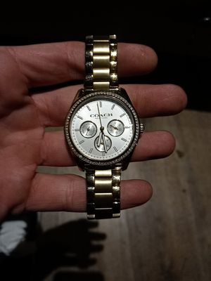 COACH NEW YORK WOMENS WATCH for Sale in Hemet, CA