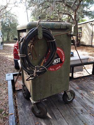 Westinghouse 0-300 amp single phase ARC machine shop welder w/leads for Sale in Ocklawaha, FL