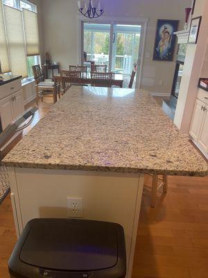 Kitchen Island Granite Countertop for Sale in Columbus, OH