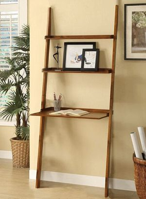 Barely Used Ladder Bookcase Desk for Sale in Washington, DC