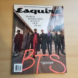 Esquire Magazine Winter 2020 Issue: BTS cover story for Sale in Irving, TX