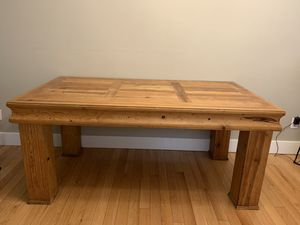 Wood table for Sale in Auburn, WA