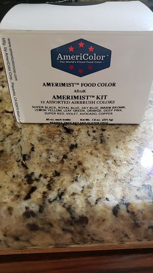 Airbrush food colors for Sale in Palmdale, CA
