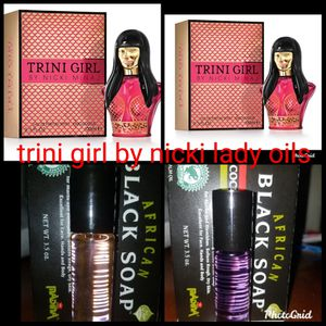 Lady fragrance too if you don't like it I will refund your money Trini girl by Nicki minaj for Sale in Petersburg, VA