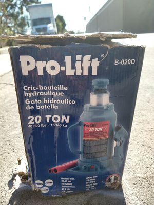 PRO-LIFT 20 TON for Sale in Los Angeles, CA
