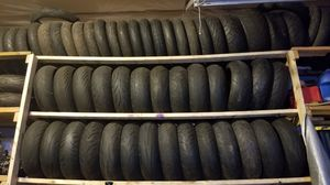 Good used motorcycle tires $10-$20 for Sale in Glen Burnie, MD