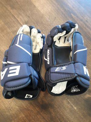 "Easton Hockey Gloves S3 11""/28 cm Ergo Thumb Flex Cuff Ice or Roller Hockey for Sale in Chandler, AZ"