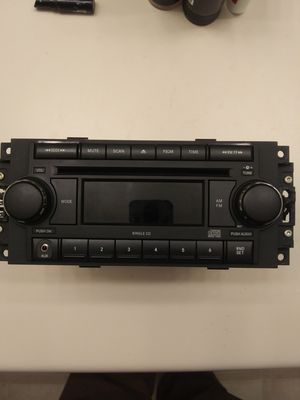 Factory FM/AM CD Player Aux port for Sale in Lithia Springs, GA