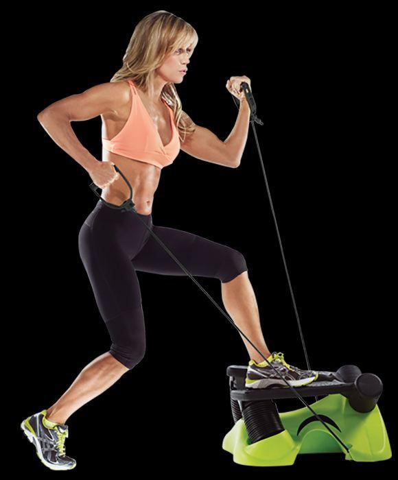 X step exercise machine