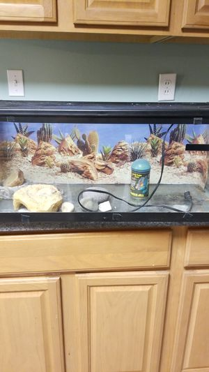 Reptiles aquarium for Sale in Virginia Beach, VA