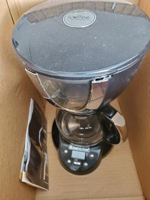 ICoffee by Remington for Sale in Bradenton, FL