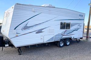 2007 Atitude Toy Hauler Camper trailer with gen for Sale in Mesa, AZ