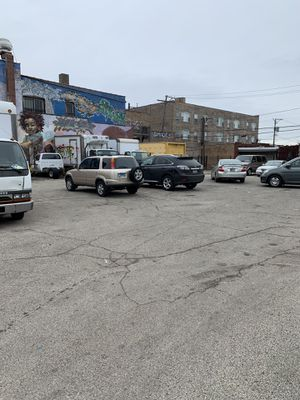 Parking in gated lot $150.00 per month for Sale in Chicago, IL
