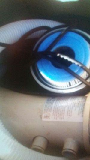 Pool pump or skimmer n equipment n chemicals for Sale in Saint Charles, MD