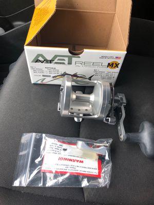 Avet MXL Raptor - Silver Fishing Reel for Sale in Hacienda Heights, CA