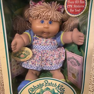 Cabbage Patch Kids Doll for Sale in Salem, OR
