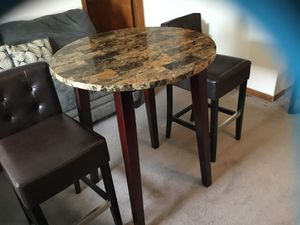 Bistro Dining Table Set for Sale in Columbus, OH