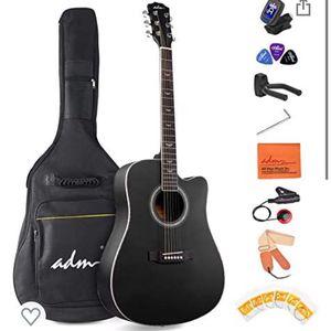 ADM Beginner Acoustic Guitar, for Sale in Suwanee, GA