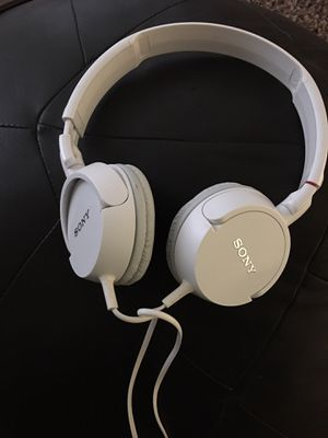 Sony headphones for Sale in Clovis, CA