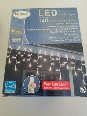 Led lights 140 cool white for Sale in Orange, CA