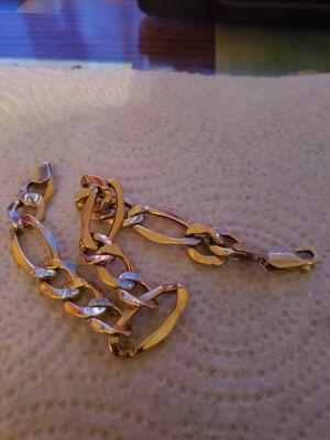 Mans 10k gold bracelet. 13.9 grams for Sale in Trenton, NJ
