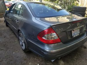 2004 - 2010 Mercedes E63 AMG FOR PARTS for Sale in Federal Way, WA