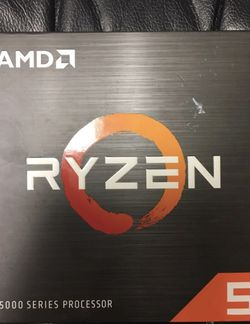 Brand New Ryzen 5 5600x for Sale in Lynnwood,  WA