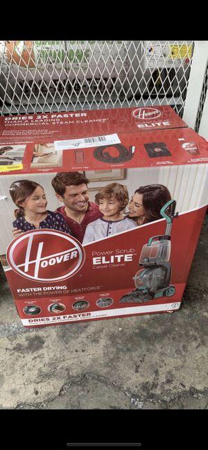hoover power scrub elite pet carpet cleaner (open boxed item) for Sale in Glendale, AZ
