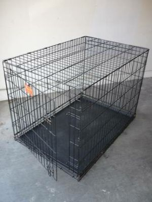 """Metal Dog Kennel Crate XL 42"""" Long – Price is Firm for Sale in Peoria, AZ"""