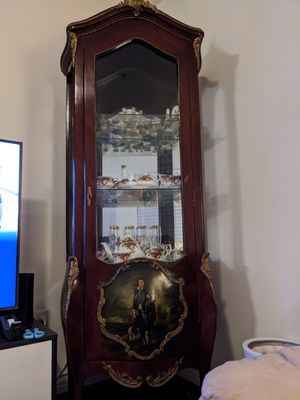 Antique China Cabinet for Sale in Harbor City, CA