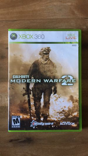 Call of Duty Modern Warfare 2 for Sale in San Diego, CA