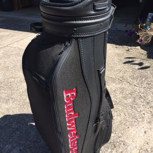 Budweiser Golf Bag for Sale in Mechanicsburg, PA
